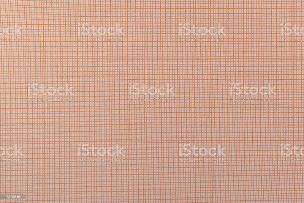 Pusty Papier milimetrowy – zdjęcie