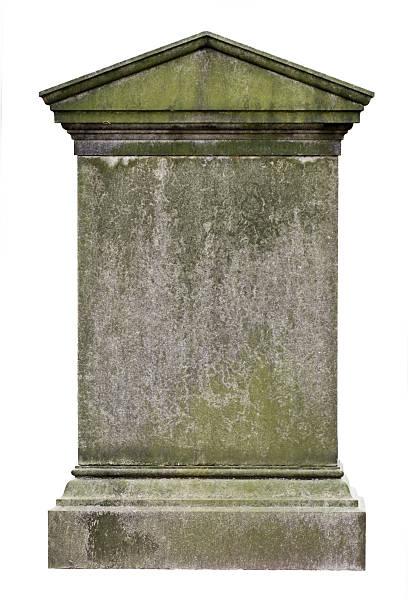 blank gravestone - ruth stok fotoğraflar ve resimler