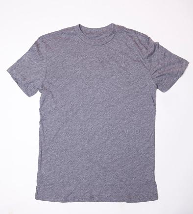 Blank Gray T-Shirt