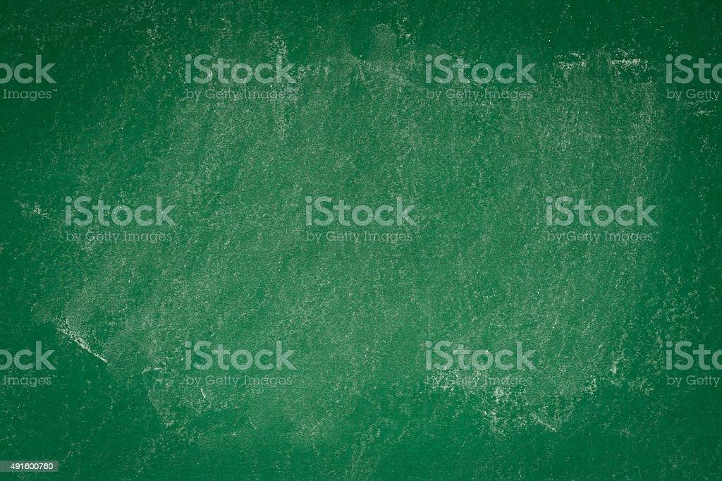 blank green chalkboard background royalty free stock photo
