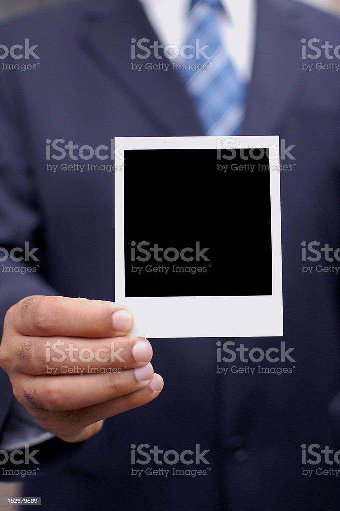 Blank image stock photo