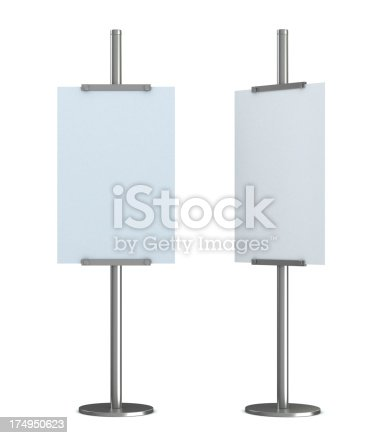 istock blank information post 174950623