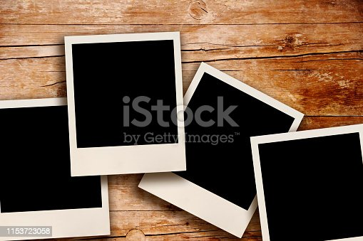 istock Blank instant images 1153723058