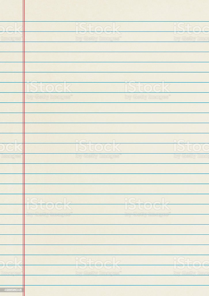 Blank isolated notebook stock photo