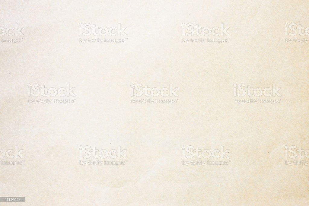 Blank light tan background looking like old paper stock photo