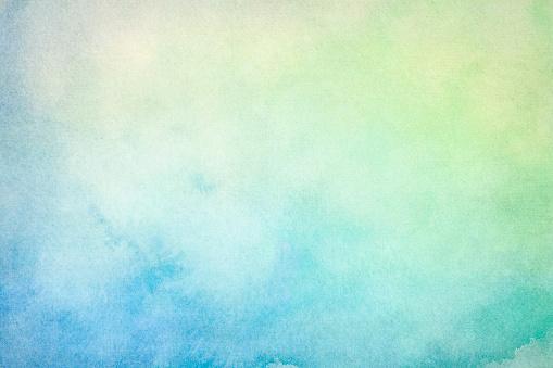 Blank Light Watercolor Background - zdjęcia stockowe i więcej obrazów Abstrakcja