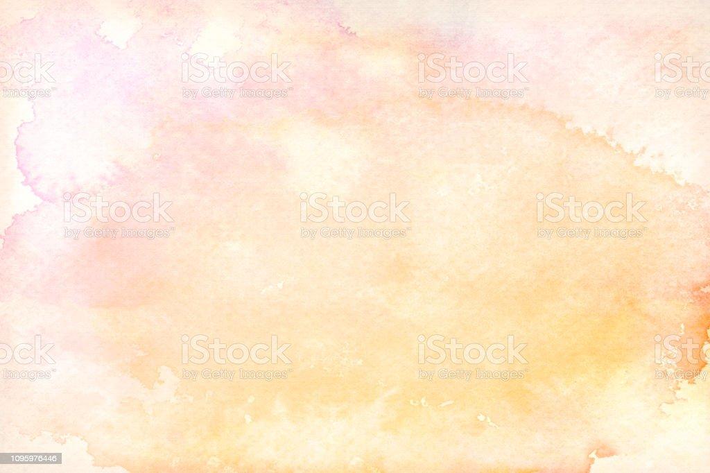 Papier aquarelle lumineux blanc photo libre de droits