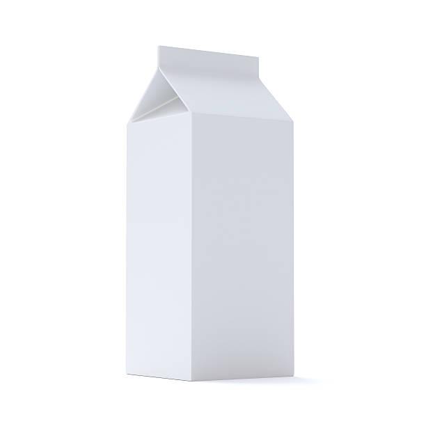 Boîte de lait vide - Photo