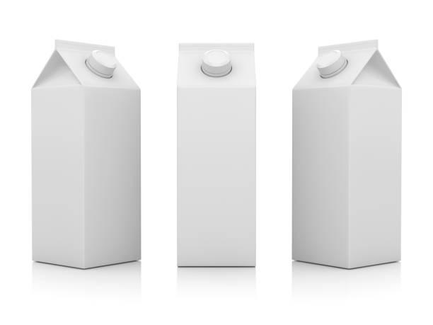 Réservoir à lait blanc - Photo