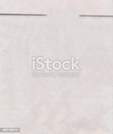 185257431 istock photo blank newspaper paper 483789151