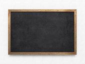 ブランク旧黒板