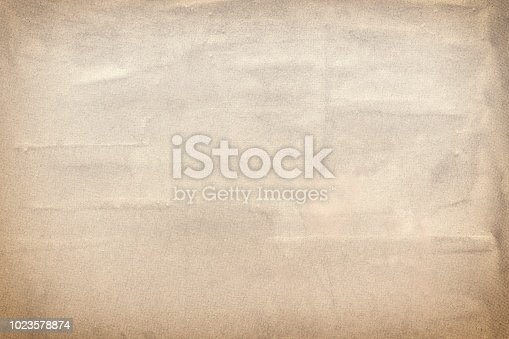 962578882 istock photo Blank old ripped torn crumpled creased posters grunge textures backdrop background placard 1023578874