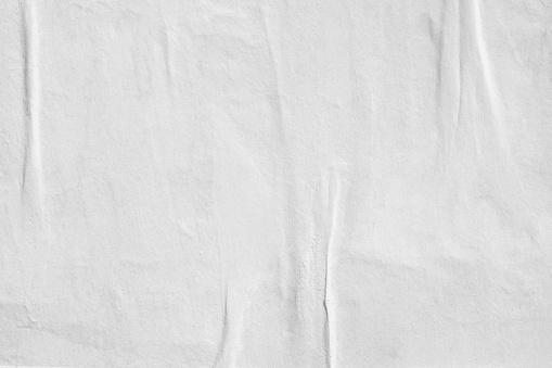 빈 오래 된 찢어진된 찢어진된 종이 구겨진 주름 잡은 포스터 그런 지 질감 배경 배경 0명에 대한 스톡 사진 및 기타 이미지