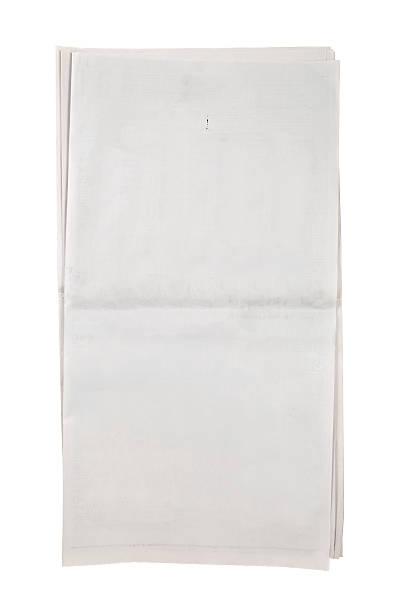 periódico en blanco abierta - desierto fotografías e imágenes de stock