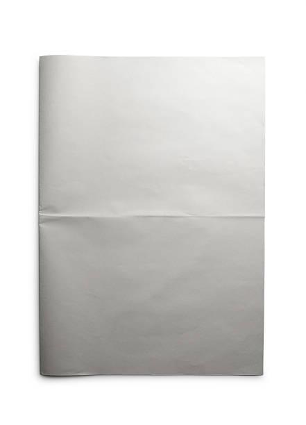 pusty otwarty gazeta - pustka zdjęcia i obrazy z banku zdjęć