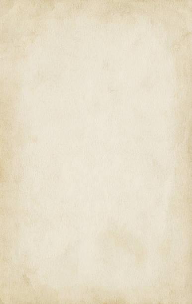 ブランク紙の背景 - 和紙 ストックフォトと画像