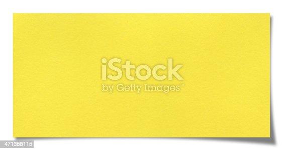 istock Blank paper 471358115