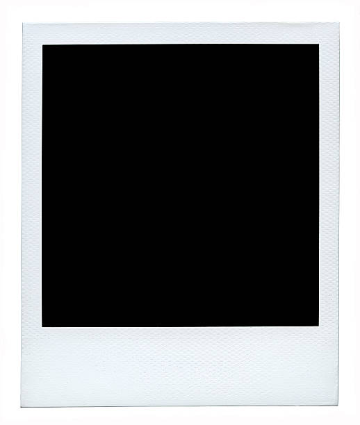 Blank photo (Authentic polaroid with lots of details) +54 Megapixels.