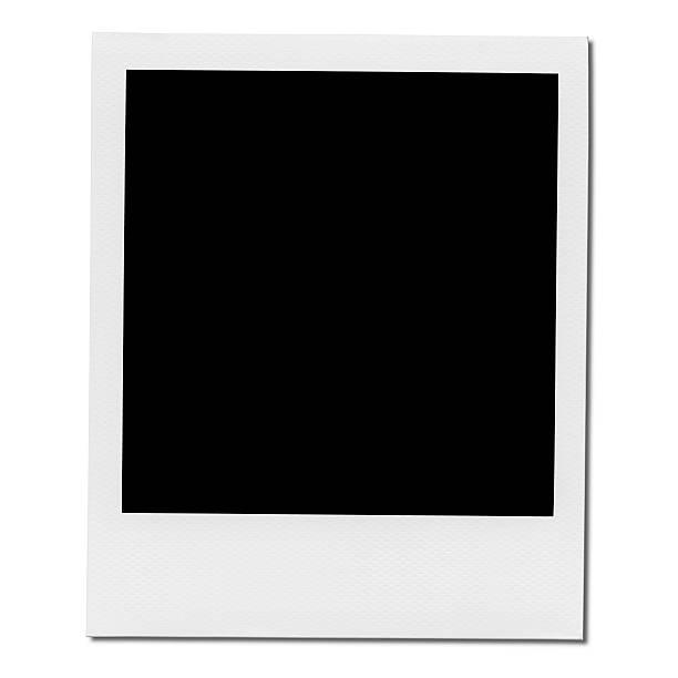 XXXL-Blank Polaroid-Foto-Rahmen. – Foto