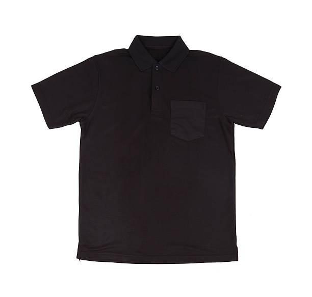 Leer polo-shirt – Foto