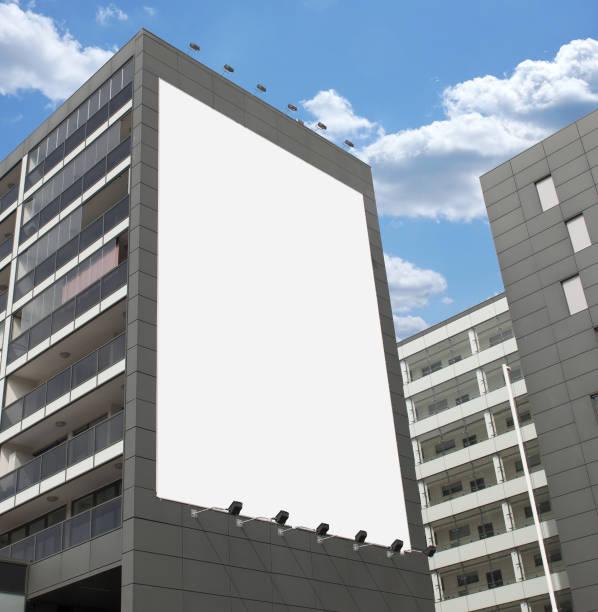blank poster mock up - composizione verticale foto e immagini stock