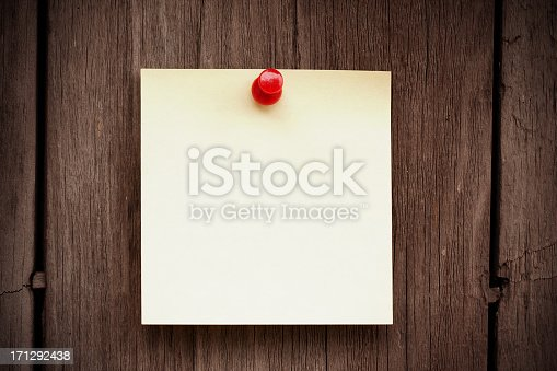 990092558 istock photo Blank post-it note background textured 171292438