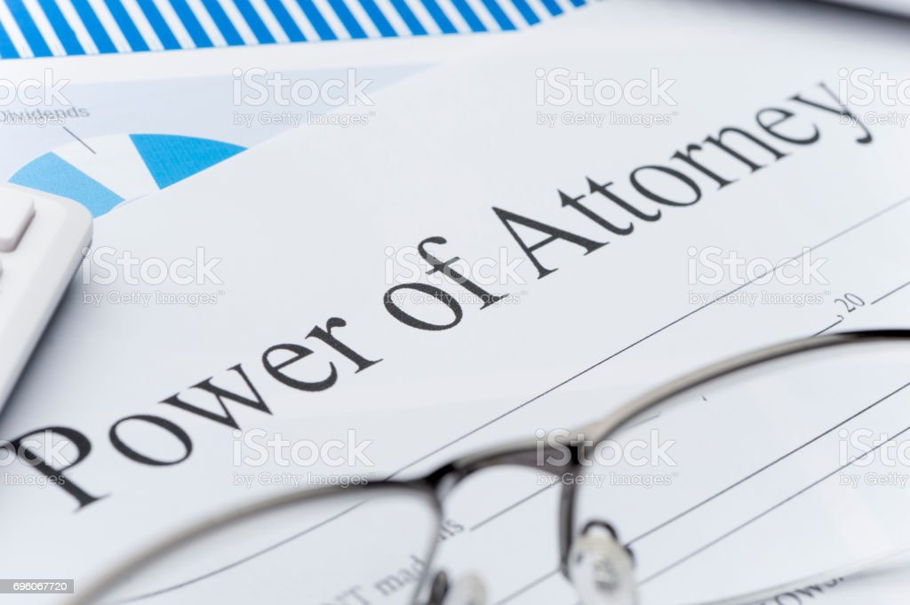 Royalty Free General Power Of Attorney Pictures Images And Stock