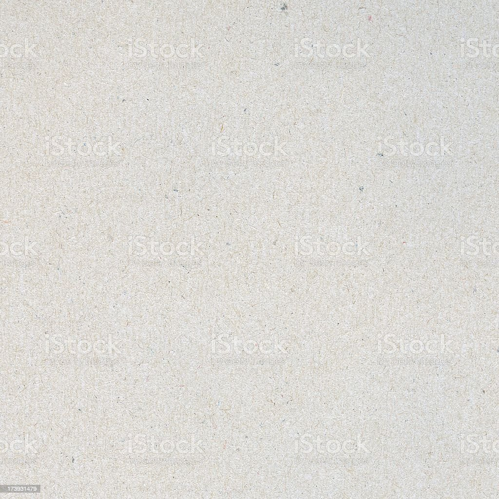 Blank, recycled paper background stock photo