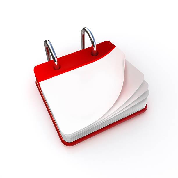 kalender blank - kalender icon stock-fotos und bilder