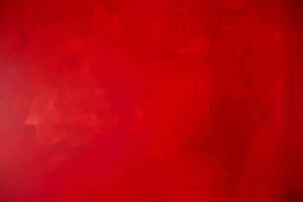床房空白紅牆 - 紅色 個照片及圖片檔