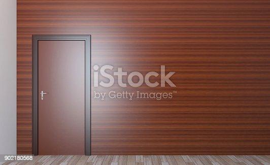 istock Blank room. 902180568