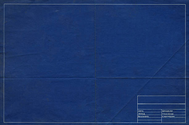 Royalty free blueprint paper pictures images and stock photos istock blank schematic stock photo malvernweather Gallery