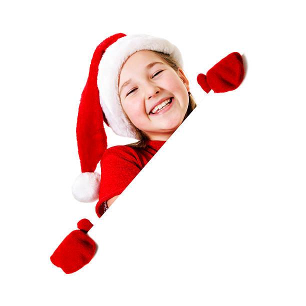 blank sign-weihnachten - sprüche kinderlachen stock-fotos und bilder
