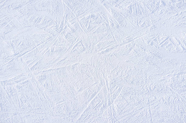 blank ski piste background - skidpist bildbanksfoton och bilder