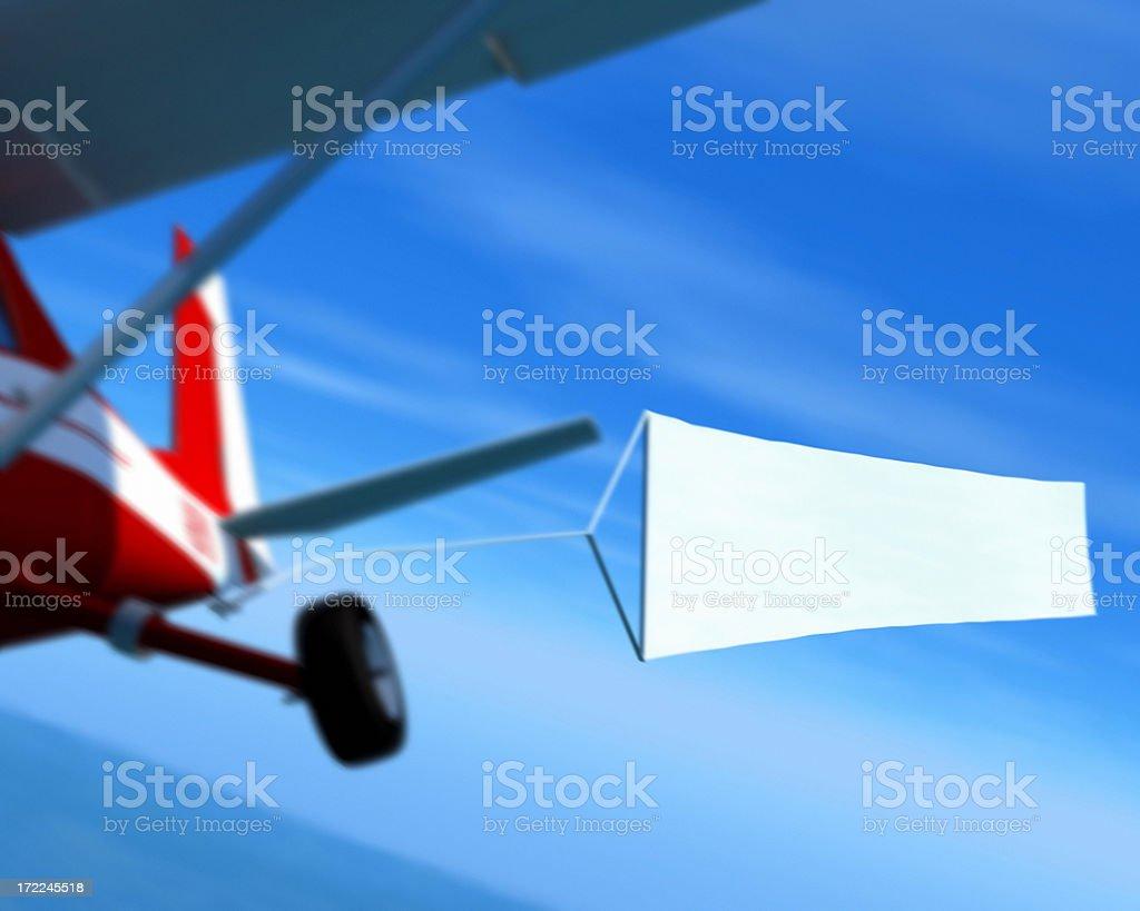 Vide bannière XL ciel - Photo