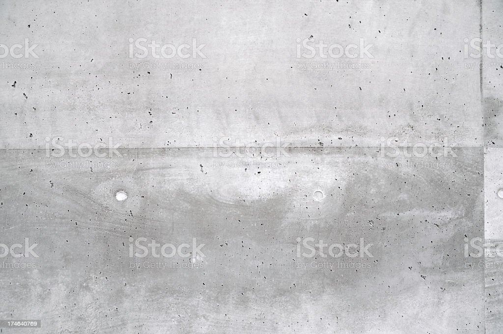 Blank slab of speckled grey concrete royalty-free stock photo