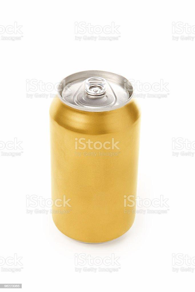 blank soda can royalty-free stock photo