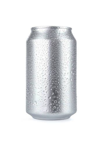 istock Blank soda can with copy space 177508347
