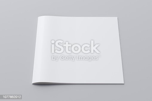 887572514istockphoto Blank square booklet cover 1077852012