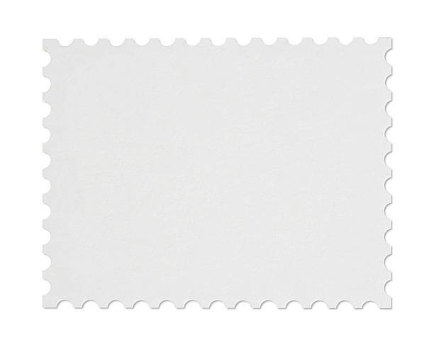 Blank Stamp Blank Stamp. stamp stock pictures, royalty-free photos & images