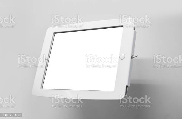 Blank tablet information display on wall with perspective view picture id1161729017?b=1&k=6&m=1161729017&s=612x612&h=3qay017fw7 9ez6p0 at kvyfwfzqqysskrjqiqvtpy=