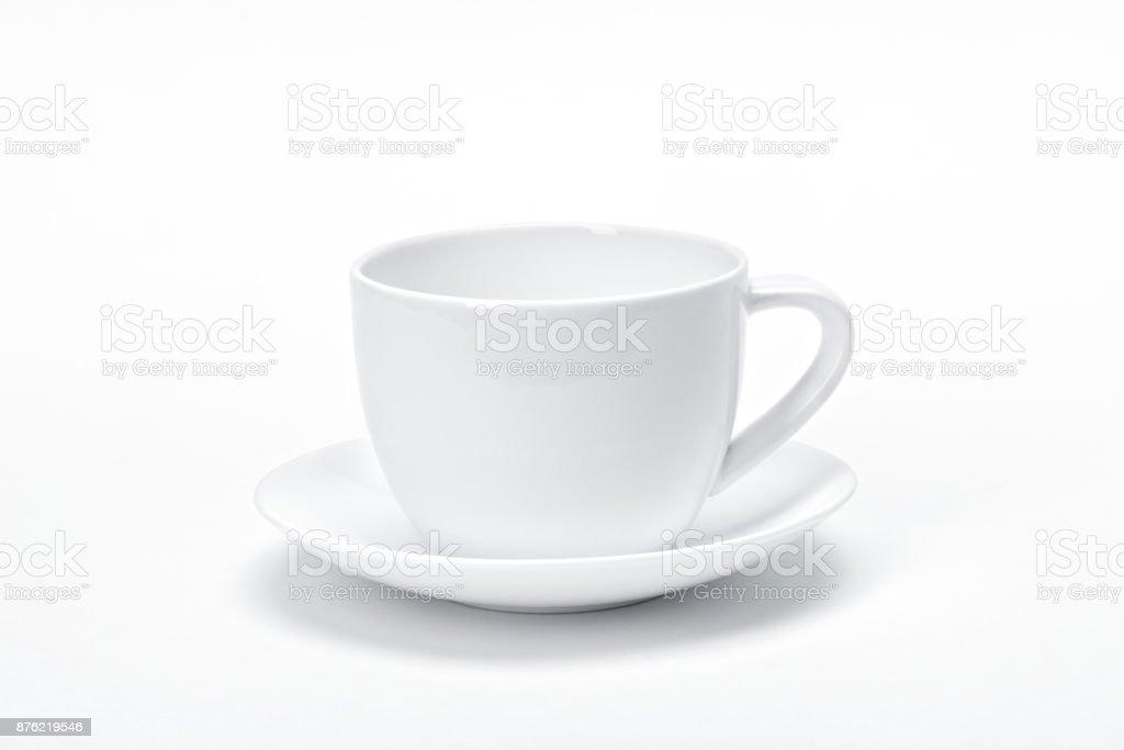 Blank Template Porcelain Tableware For Your Design White Ceramic Tea ...