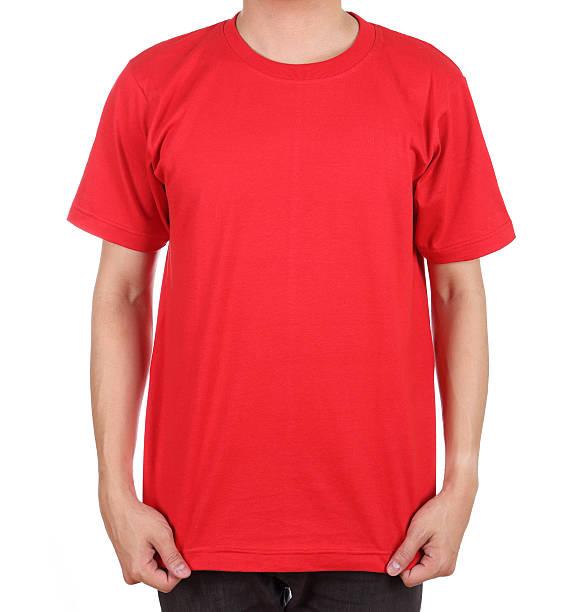 Leeren t-shirt für Männer – Foto