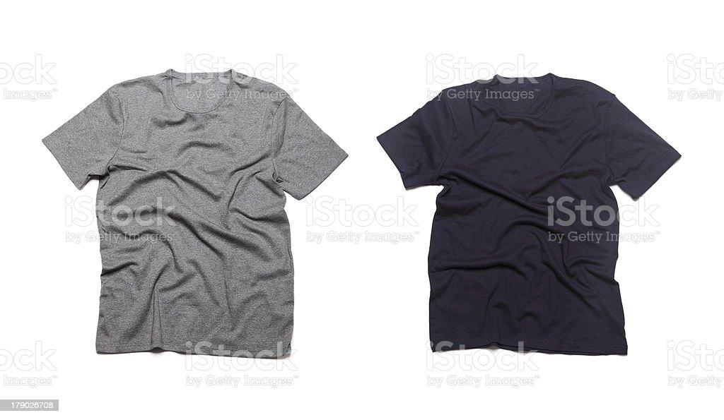 Blank T-Shirts stock photo