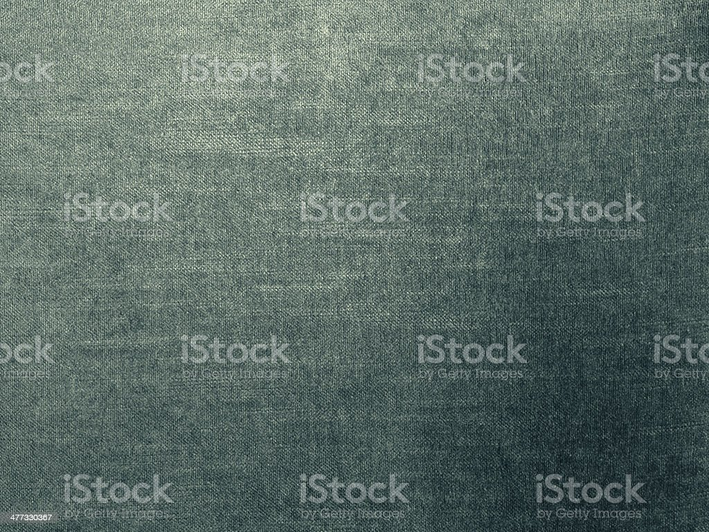 Blank Velvet Background-Green Vintage Color royalty-free stock photo