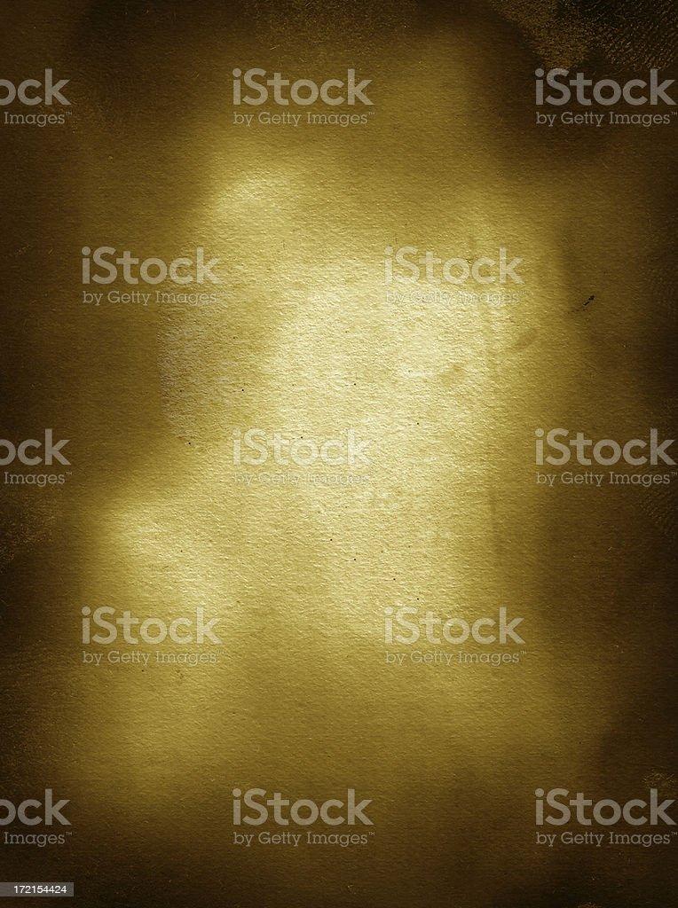 Blank Vintage Paper stock photo