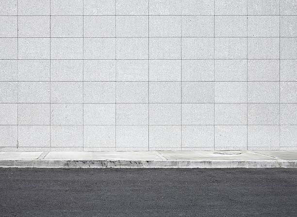 Leere Wand XXXL – Foto