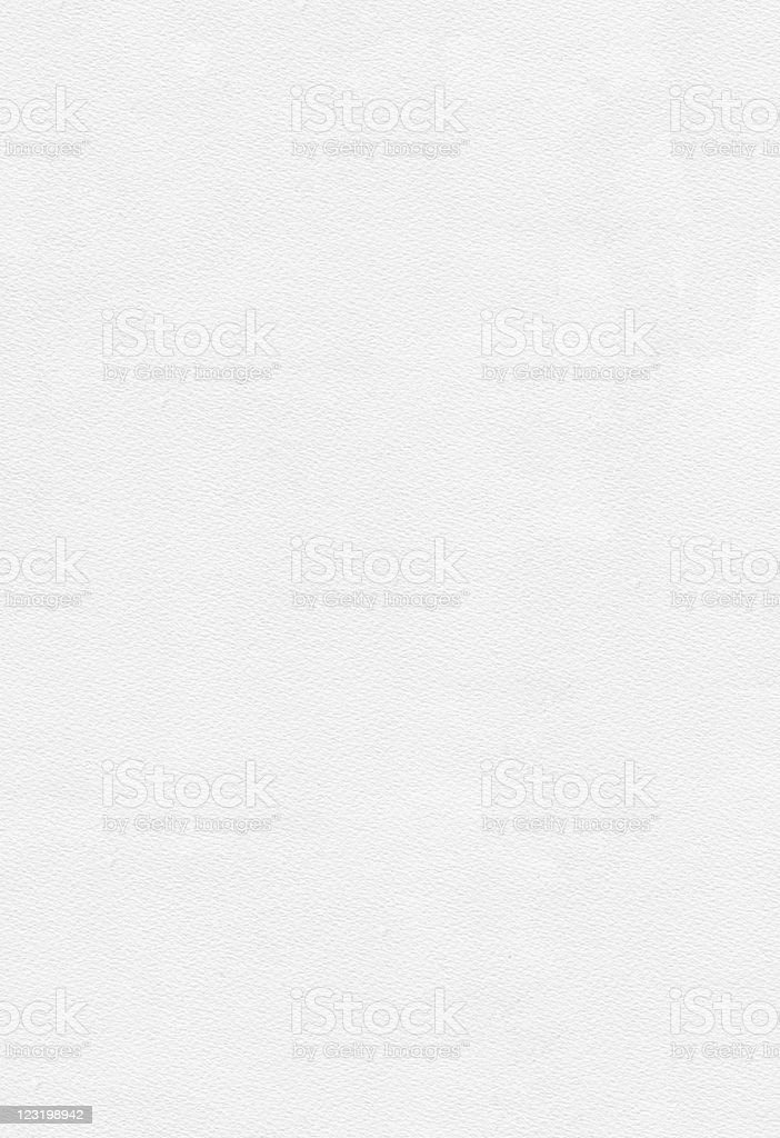Blank Watercolor Paper stock photo