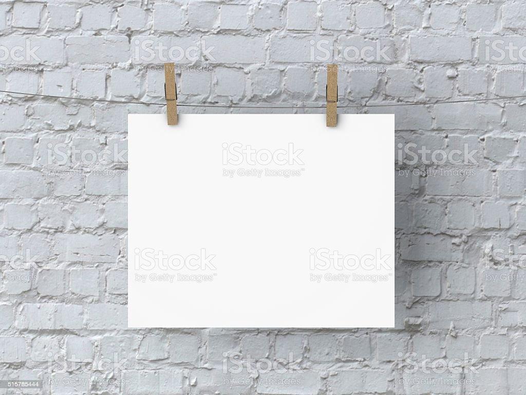 Blanco Blanco 10 X 8 Póster Simulados - Fotografía de stock y más ...
