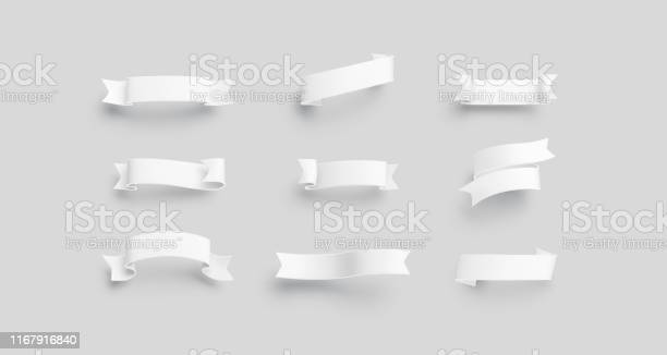 Blank white banderole mock up set isolated picture id1167916840?b=1&k=6&m=1167916840&s=612x612&h=l nonnlr65ink7wbxil37nctdia1ypxtywyehzao 3g=